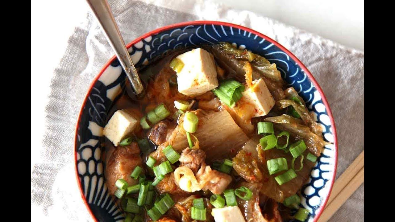 Slow cooker kimchi soup recipe youtube youtube videos recipes slow cooker kimchi soup recipe youtube forumfinder Image collections
