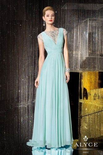 Elegant Evening Gown 29656 by Alyce Paris