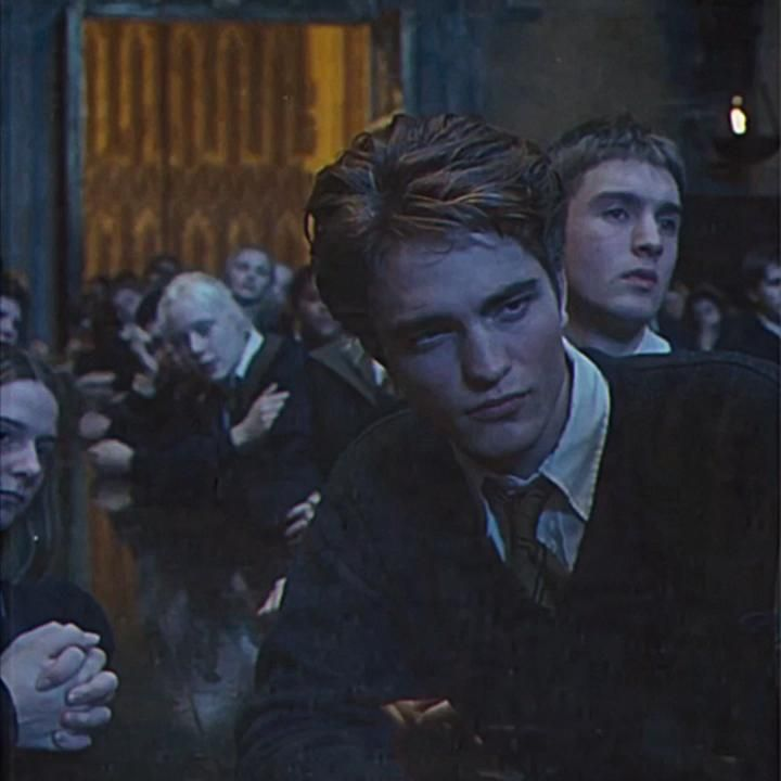 Cedric Diggory Being A Cutie Video Harry Potter Scene Harry Potter Cast Harry Potter Actors