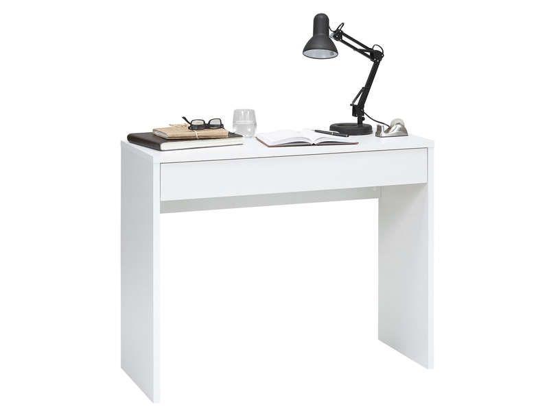 Bureau Checker Coloris Blanc Vente De Bureau Conforama Petit Bureau Blanc Bureau Blanc Bureau Blanc Ikea