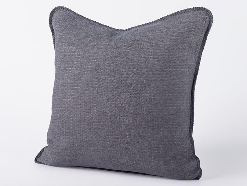 Coyuchi Cozy Cotton Organic Decorative Pillow Cover 22 X22 Riverstone Pillows Cotton Pillow Cotton Blankets
