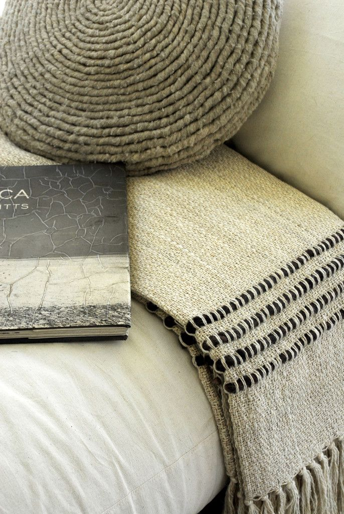 Decorative Throw - Brown Stripes Throw Blanket | Homeloophy