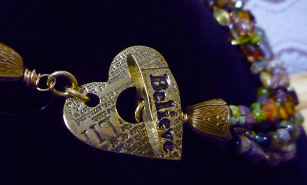 Clasps and Cones | Wynwoods Bead Gallery Port Townsend Washington Olypmic Peninsula |