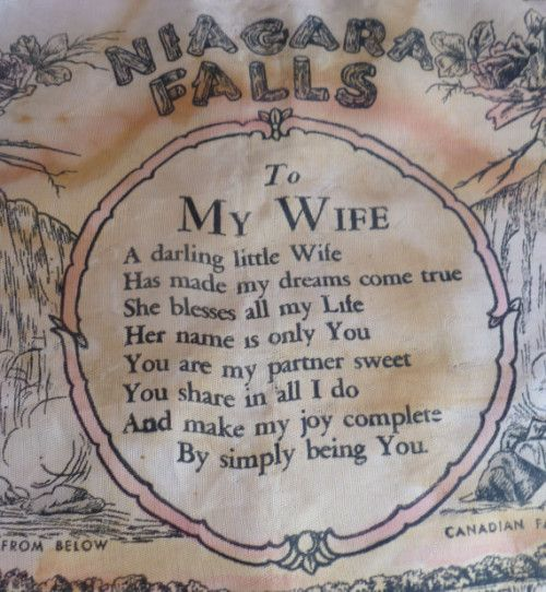 Short love poem to wife