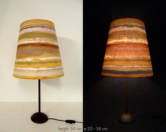 Hand Painted Lamp Shade Painting Lamps Lamp Shade Lamp