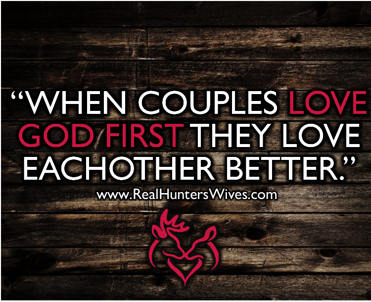 "Love Each Other Religious: ""When Couples Love God First, They Love Each Other Better"