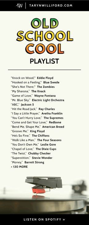 150+ of the best songs from the 60\u0027s and 70\u0027s Great for a retro