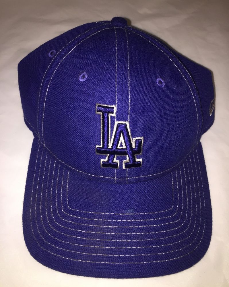 ad311c2f7b088 NEW ERA 9Forty MLB LA Dodgers Royal Blue Strap Adjust Cap Adult Men Hat   fashion  clothing  shoes  accessories  mensaccessories  hats (ebay link)