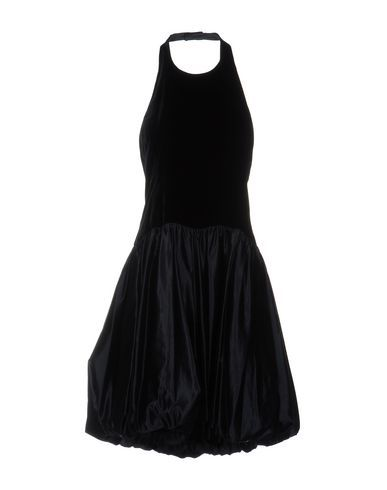 RALPH LAUREN BLACK LABEL Women's Knee-length dress Dark blue 10 US