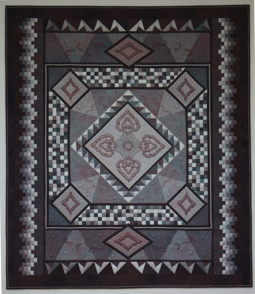 Congrats! Congrats! Congrats to everyone who entered the 2017 AQS Quiltweek – Daytona Beach Quilt Contest! Take a look at all of these inspiring quilts…  Best of Show Silk Road Sa…