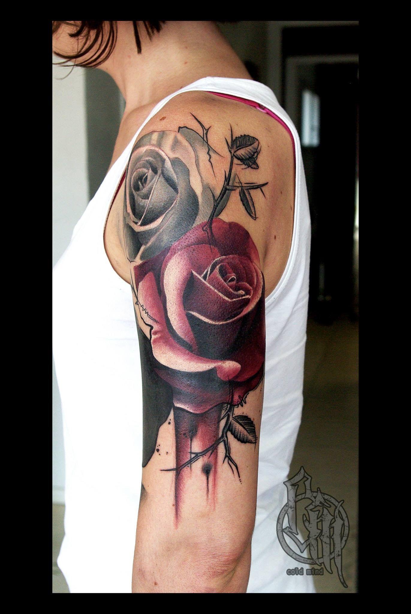 Pin by HM Lam on flower tattoo Tattoos, Flower tattoo