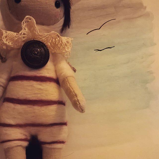 Cute little doll!