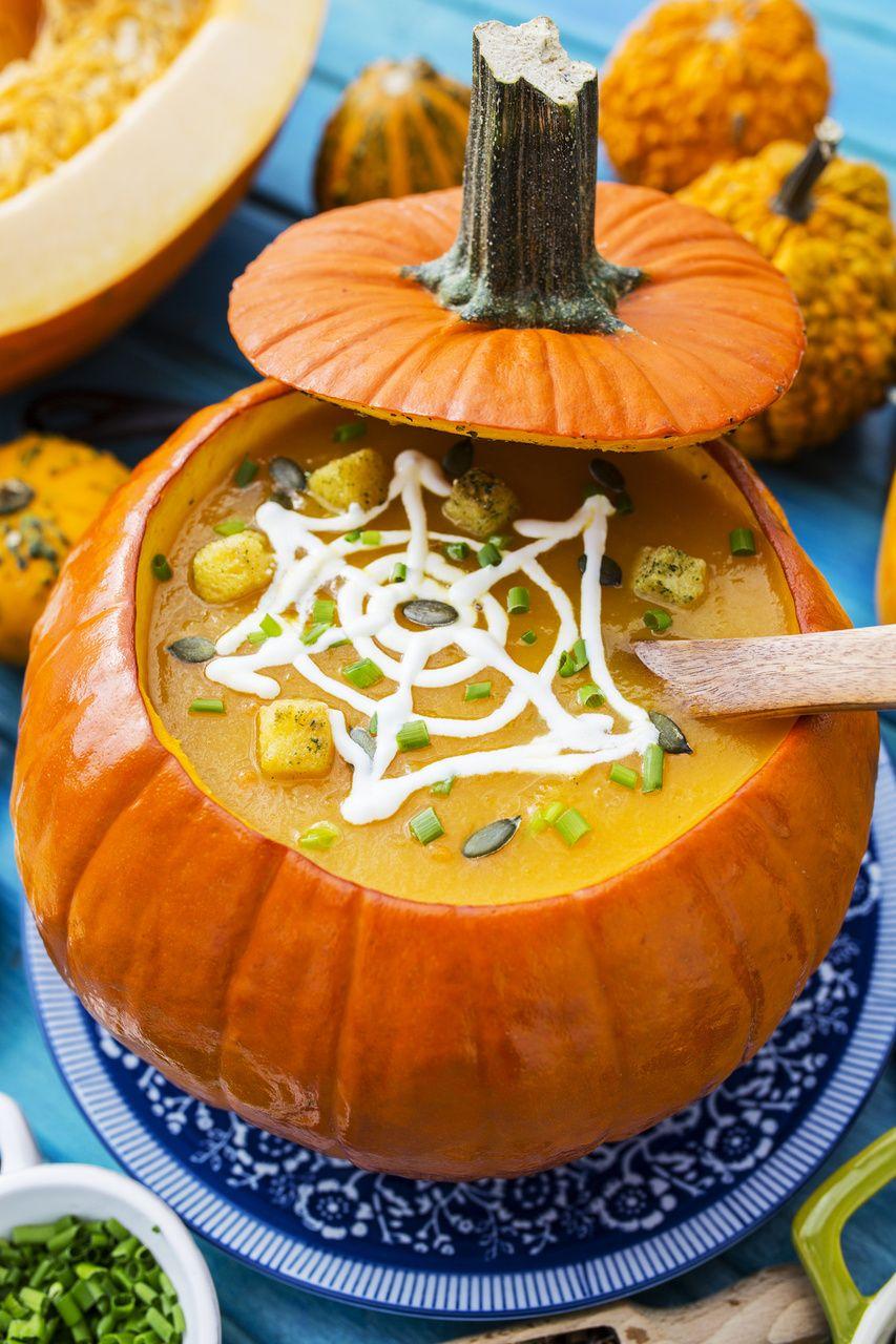 Festive Pumpkin Recipes in 2020 Savory pumpkin recipes