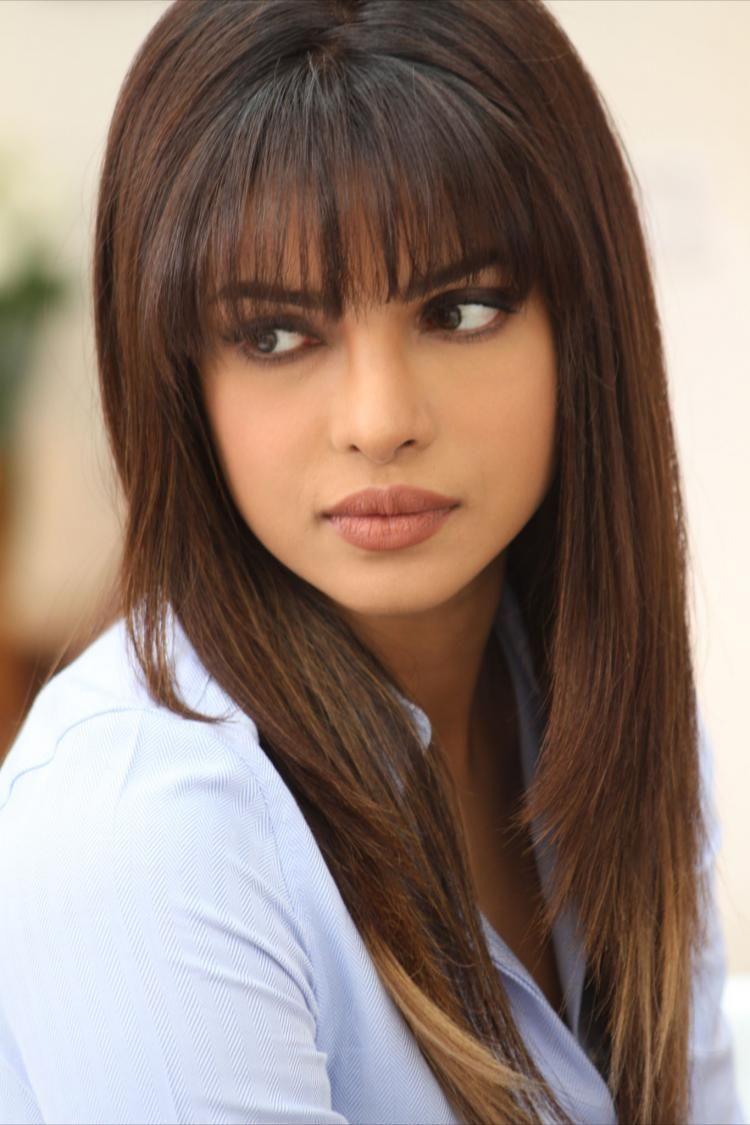 When Priyanka cried all night long  Priyanka chopra hair, Long