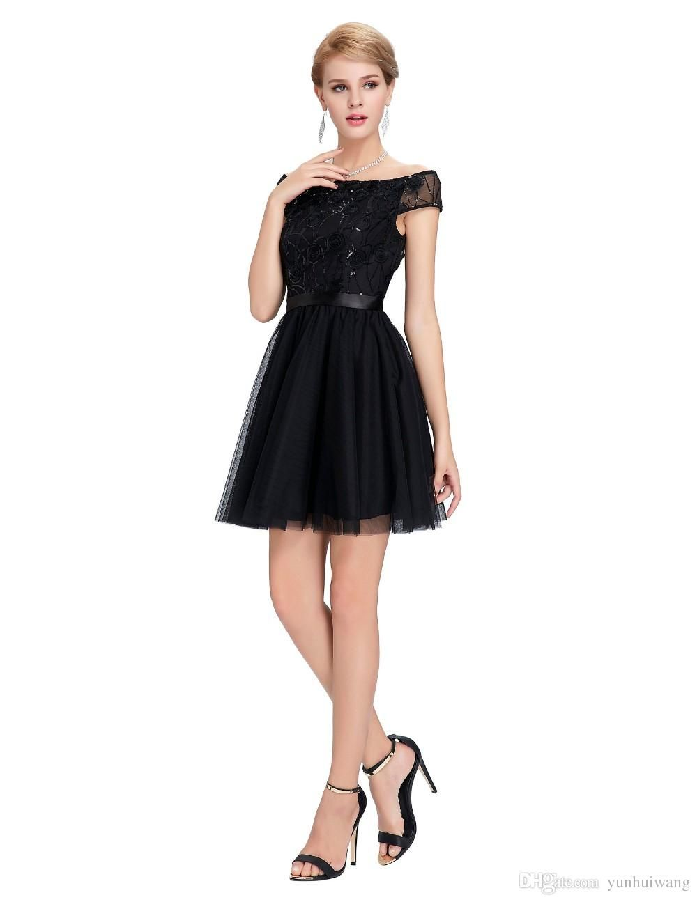 Dresses 8th grade graduation prom party dress