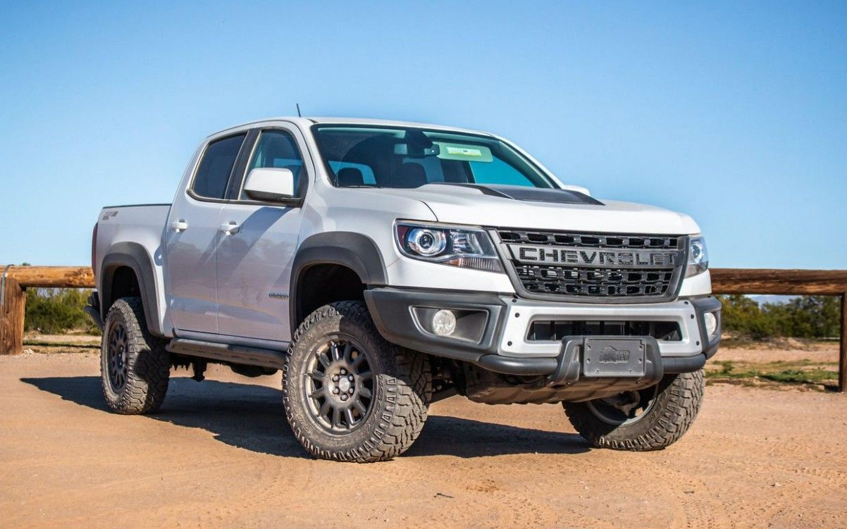 2021 Chevy Colarado Diesel Price And Release In 2020 Chevy Colorado Chevrolet Colorado Canyon Diesel
