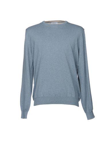 HERITAGE Men's Sweater Sky blue 44 suit