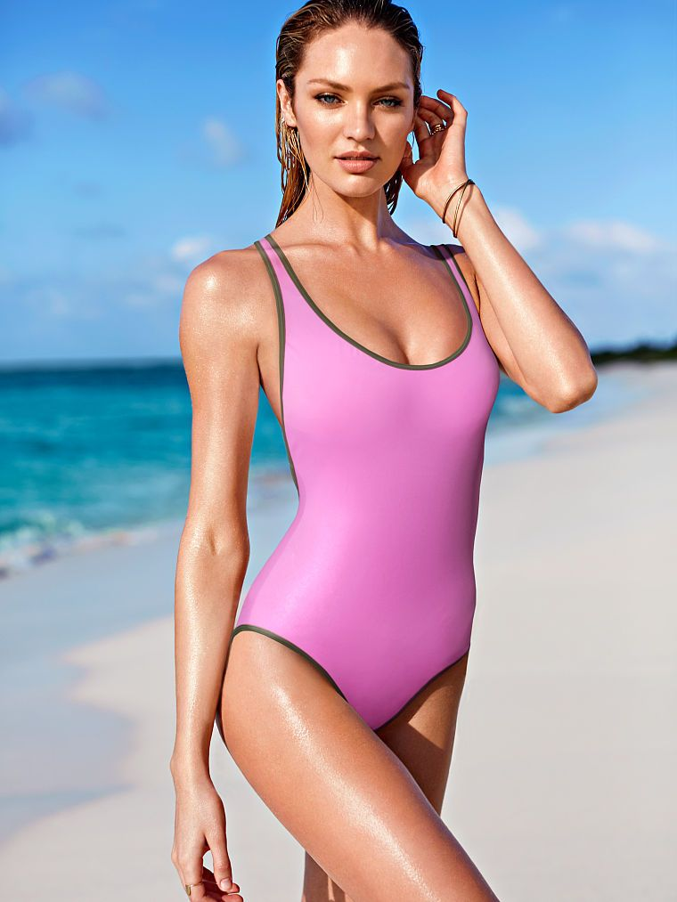 Sexy 1 piece swimsuit