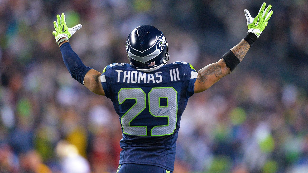 The Seattle Seahawks and star safety Earl Thomas have