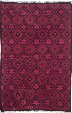 Vendimia Rugs Overdyed Klm563 Rug Dining Room What Is The Ideal Size Now Based On Southwestern Rugspink