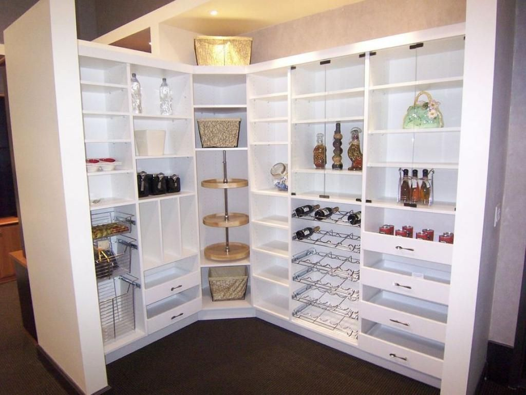 Perfect Modern Kitchen Pantry Designs