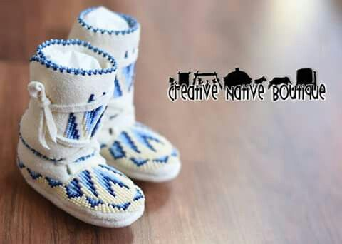 Adorable Baby Moccasins!!