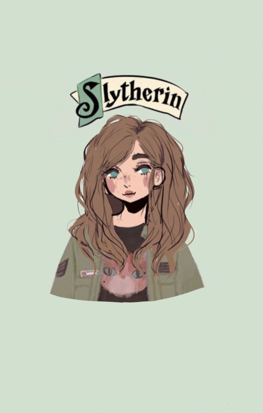 Harry Potter Drawings Image By Amanda Spurgeon On Slytherin