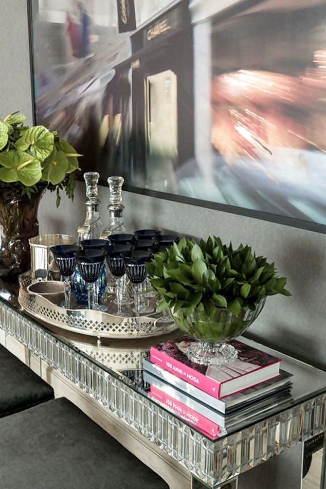 Christina hamoui especial detalles en todo pinterest - Bandejas decoracion salon ...