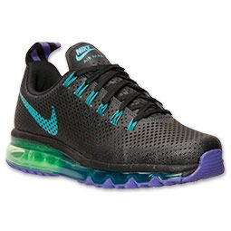 timeless design 1cfdc d9dee Men s Nike Air Max Motion Running Shoes   FinishLine.com   Anthracite Tribe  Green