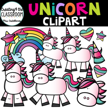 unicorn clip art classroom teacher teacher pay teachers and teacher rh pinterest ca clipart for teachers pay teachers how to create clipart for teachers pay teachers