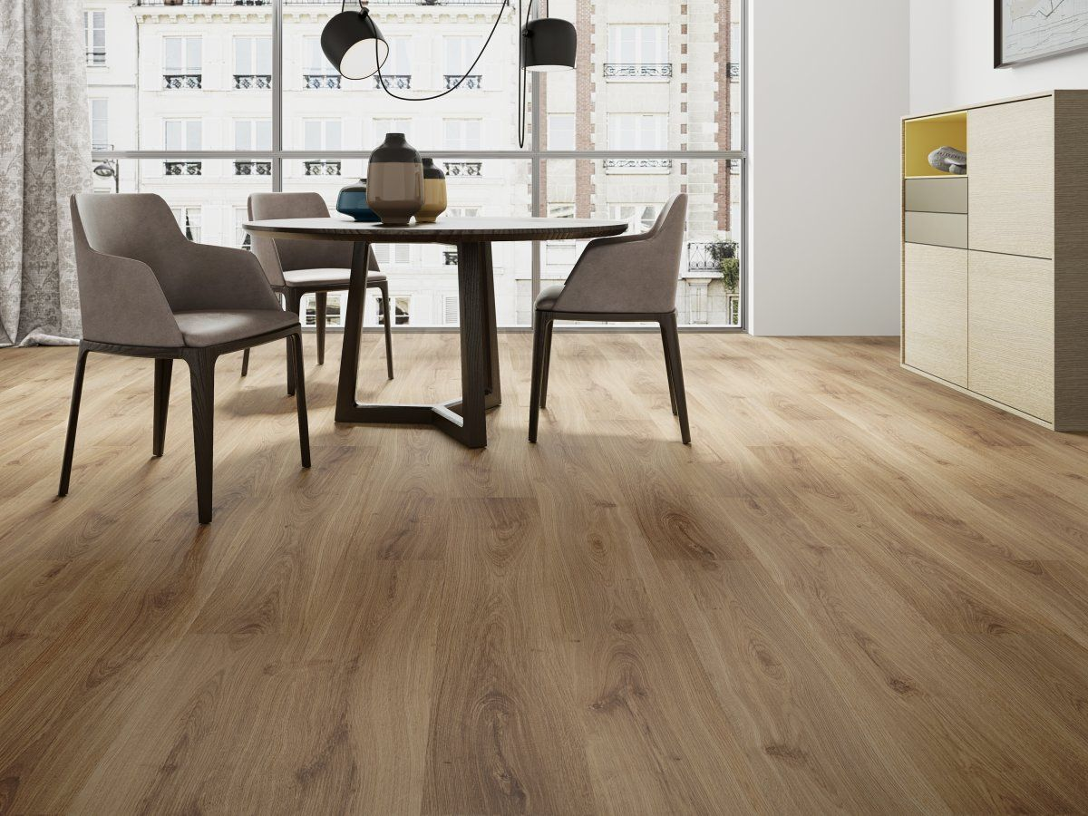 Suelo laminado roble imperial aki casa pinterest for Suelos de roble