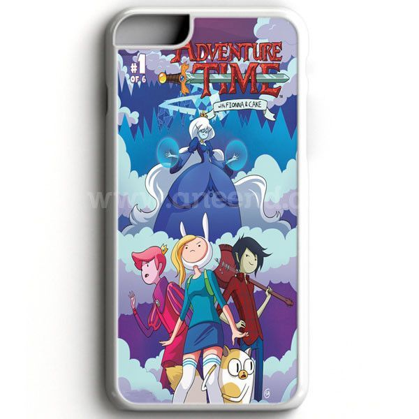 Adventure Time Characters iPhone 7 Case   aneend