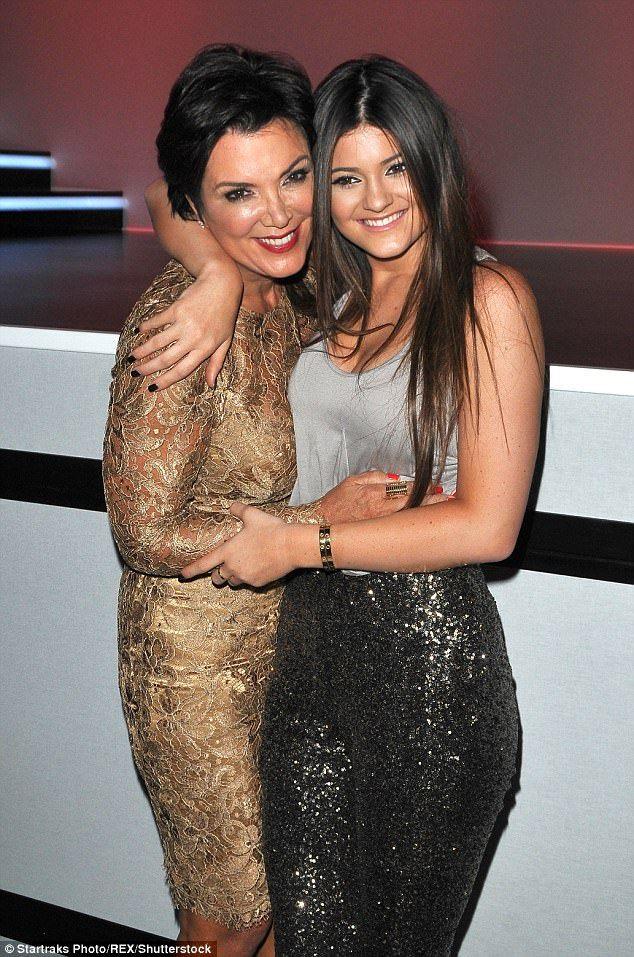 Kylie Admits She Still Fears Momager Kris Jenner Kylie Jenner