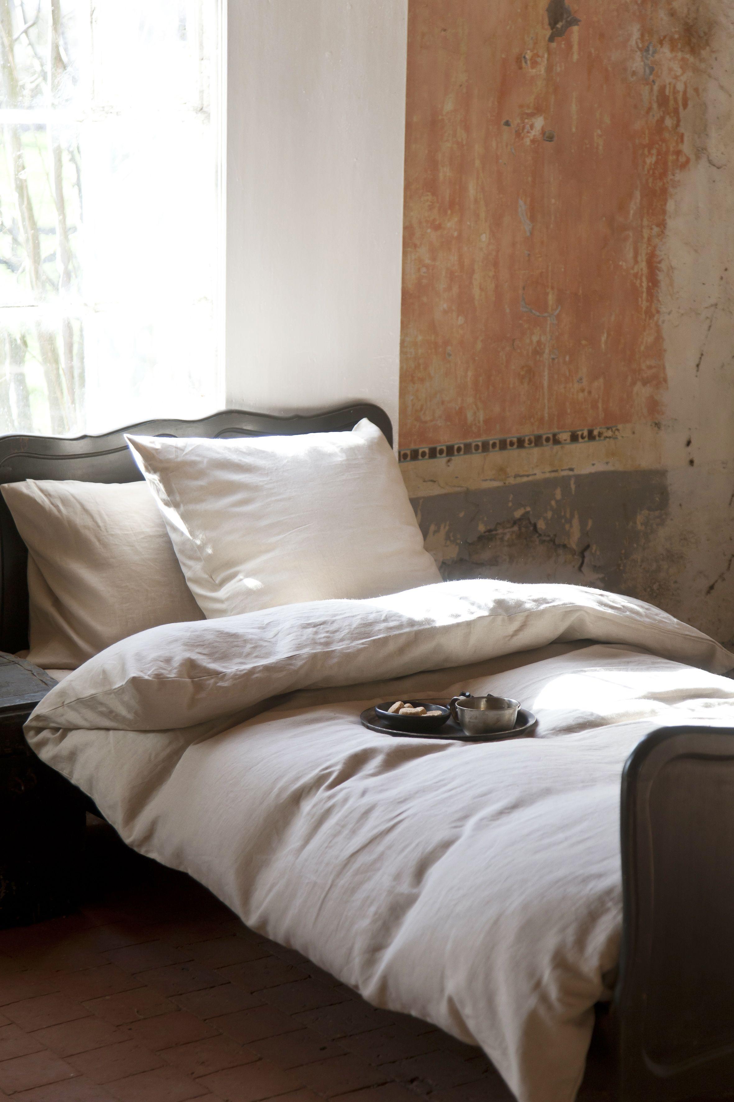 Heritage Duvet cover | Slept Best in Belgian Linen | Duvet covers