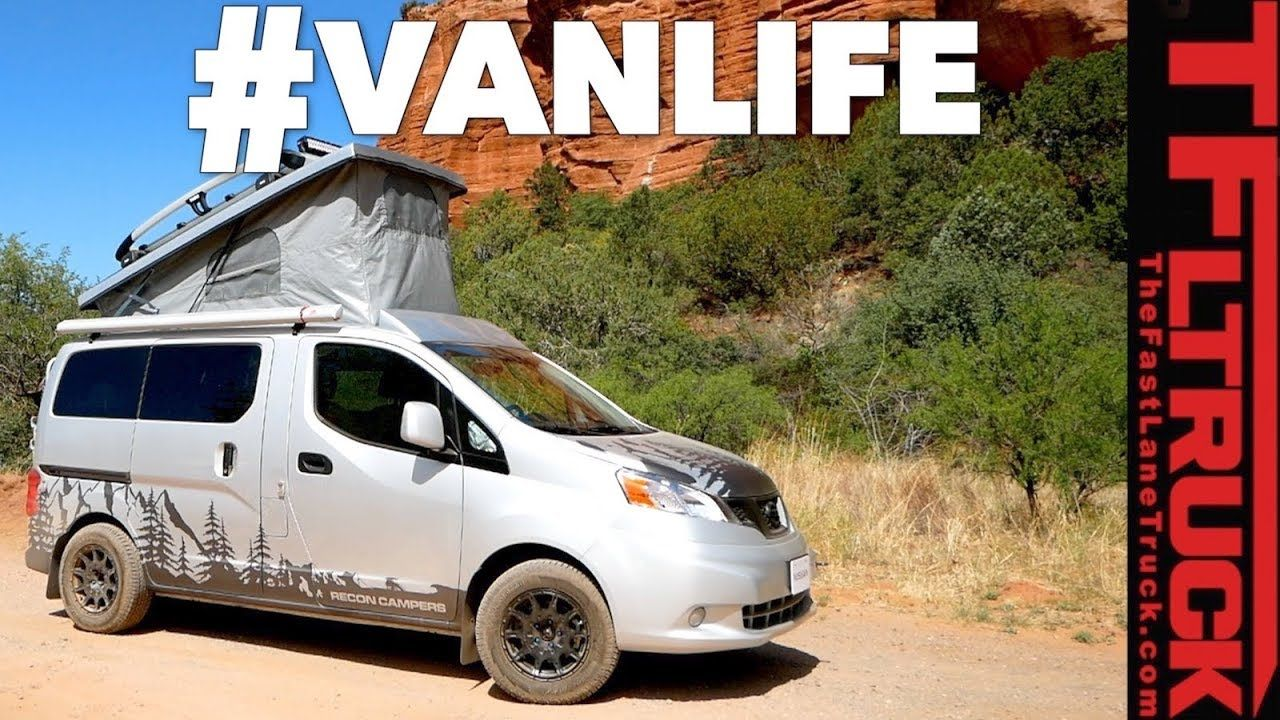 848cb9e1d9 The Nissan Recon is the Camper Van You Don t Know You Want - YouTube ...