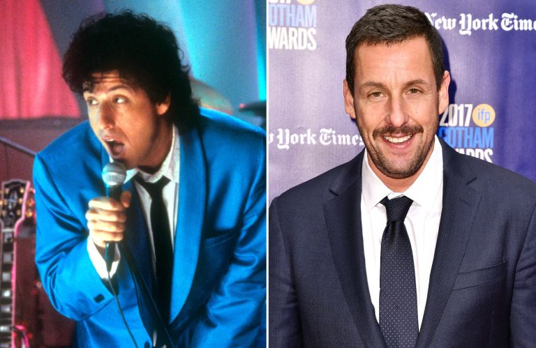 The Wedding Singer Turns 22 See The Cast Of The Hit Comedy Classic Then And Now The Wedding Singer Adam Sandler Comedy Films