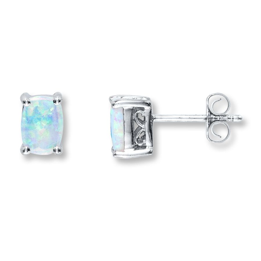 why can't I ever find THESE here!?!?!  Opal in silver!?  LOVE