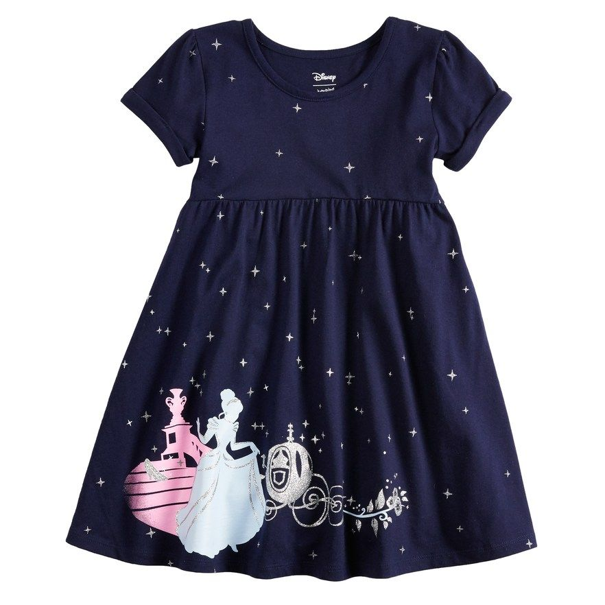 Jumping Beans Girl/'s Size 2T Babydoll Shirt Top Flowers New
