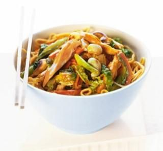 Super tasty chicken noodle stir fry australian healthy food guide dinner ideas healthy forumfinder Images