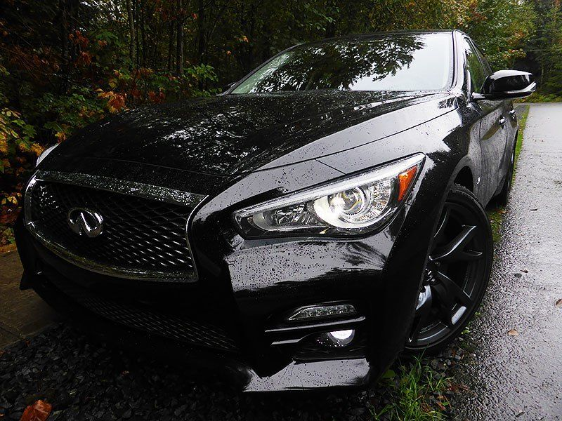 The 2014 Infiniti Q50S has tons of power, handling and