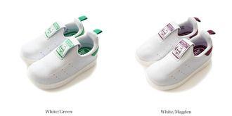 outlet store d886d 4e966 Golden State   Rakuten Global Market  adidas originals adidas originals  STAN SMITH 360 I S75221 Stan slip-on shoes baby kids