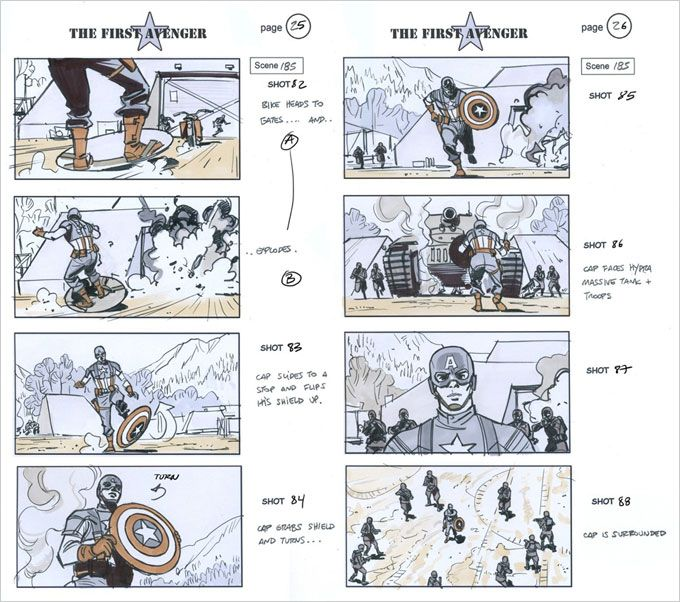 StoryboardCaptainAmericaJpg   Storyboards