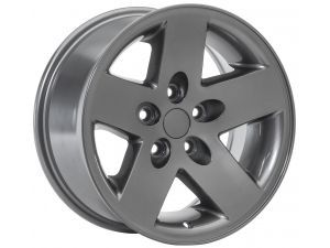 Quadratec Moab Style Alloy Wheel for 84-06 Jeep® Vehicles in 16x8