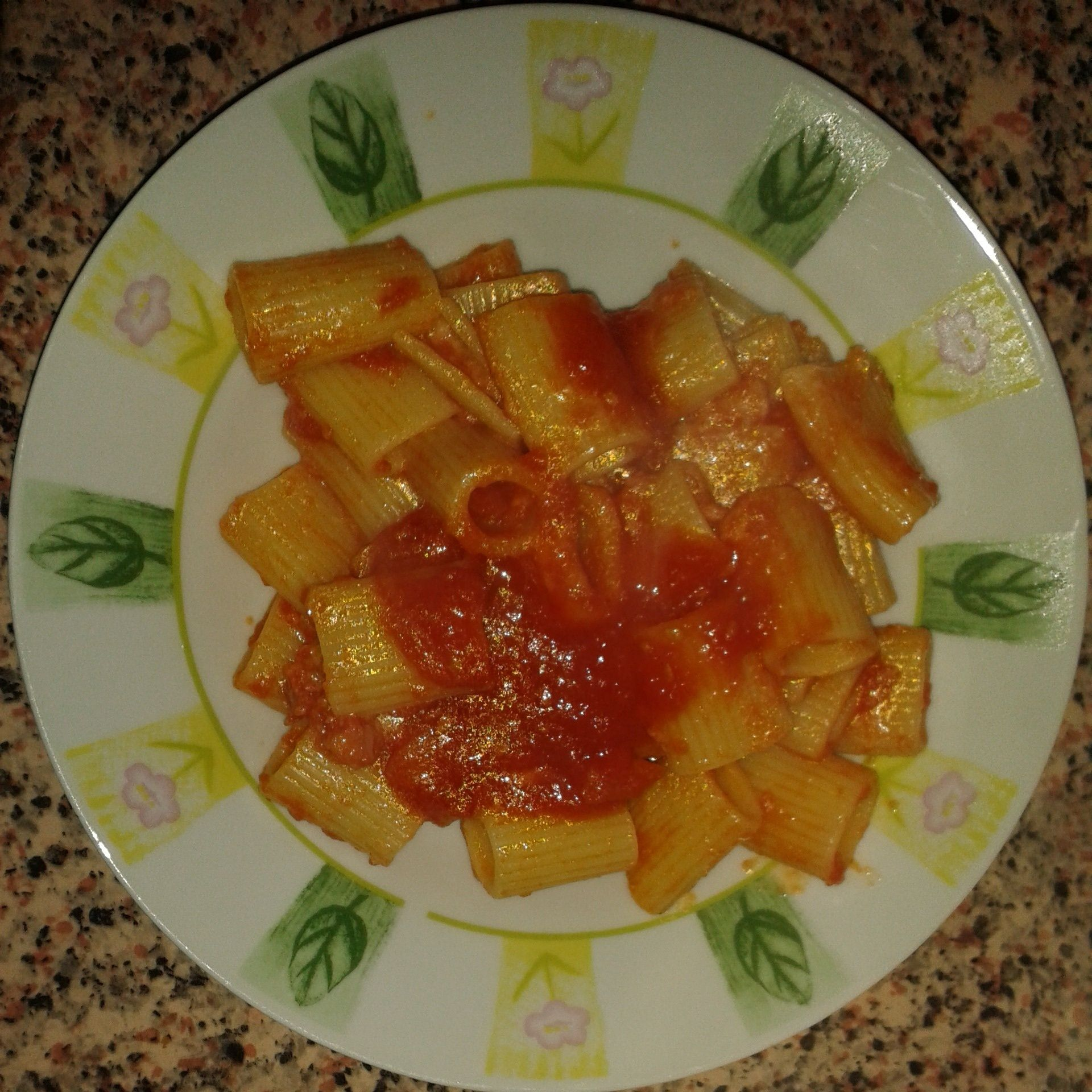Mezze maniche all'amatriciana. #buonappetito #cucinaromana