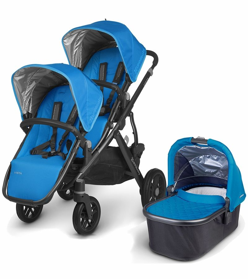 UPPAbaby VISTA 2015 Double Stroller Best