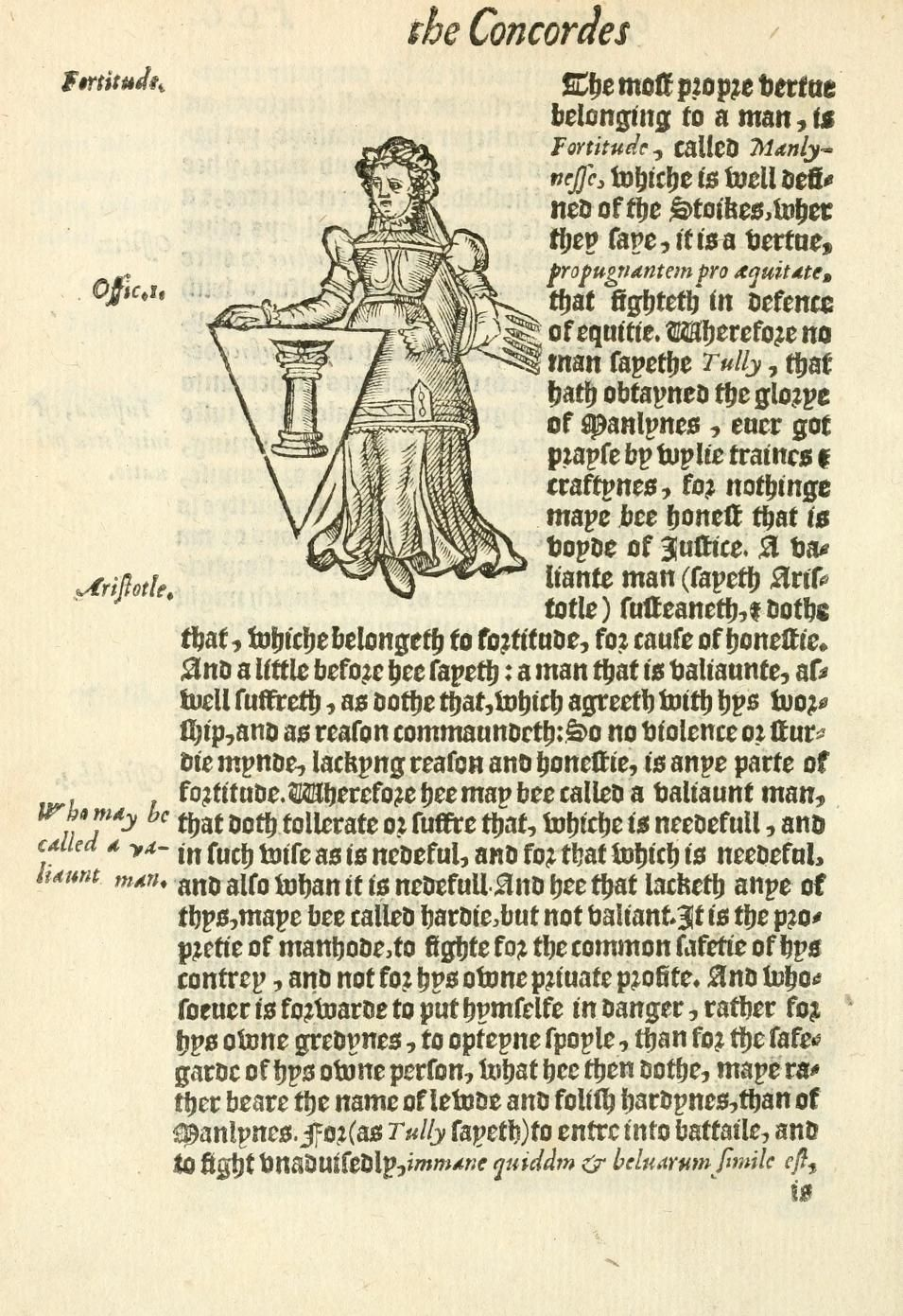 Workes of armorie : deuyded into three bookes, ...