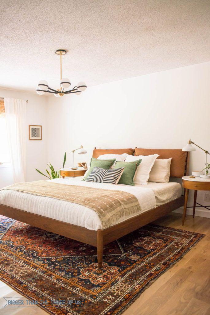 Mid Century Modern Bedroom Yatak Odasi Ic Mekan Yatak Odasi Ic