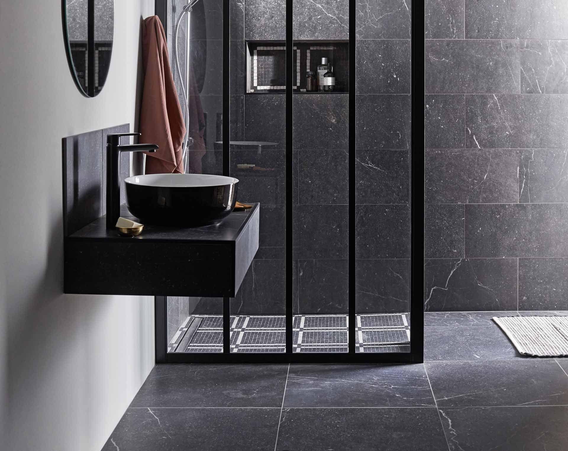 Quel Revetement De Sol quel revêtement de sol pour la salle de bains ? | paroi de