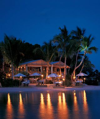 Little Palm Island Resort, off Key West, FL  Florida's most secluded retreat can be reached only by seaplane or boat.