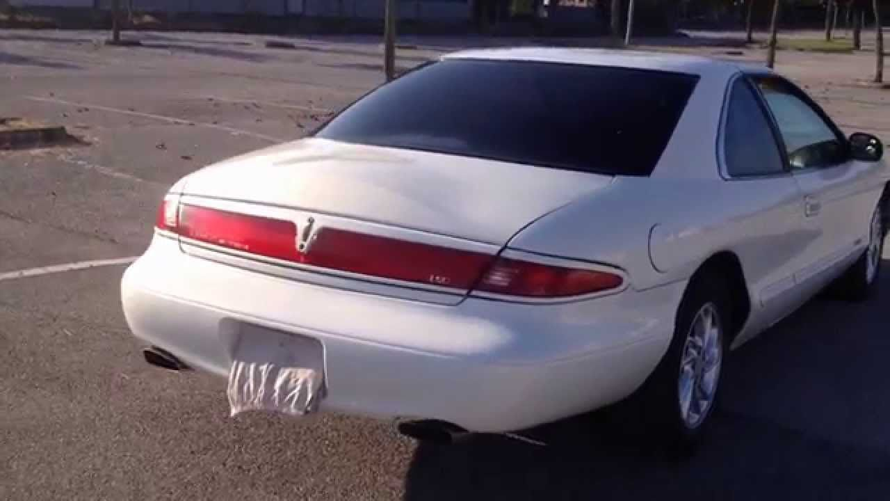 Lincoln mark viii collector s edition 1998